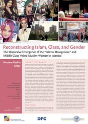 "Nursem Keskin Aksay: ""Reconstructing Islam, Class, and Gender: The Discursive Emergence of the ""Islamic Burgeoisie"" and Middle Class Veiled Muslim Women in Istanbul"""
