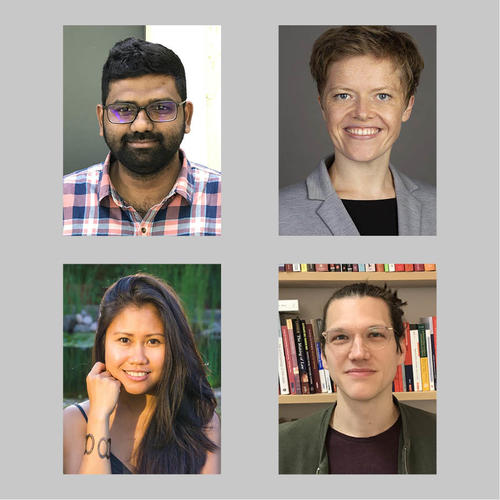 Meet our doctoral students