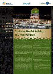 "Sumrin Kalia: ""Muslim Identity and Civic Engagement; Exploring Pakistan's Urban Youth Attitudes"""